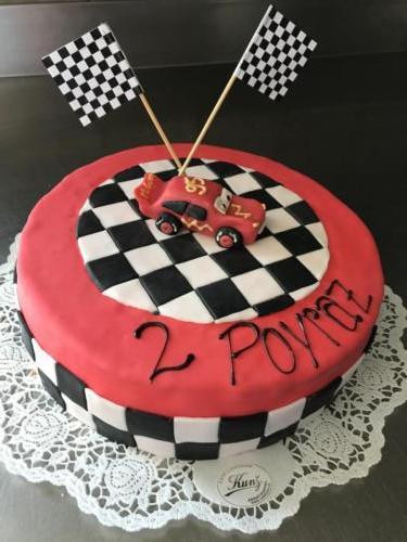 Racing-Torte