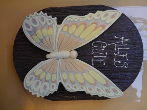 Schmetterling-Dekor