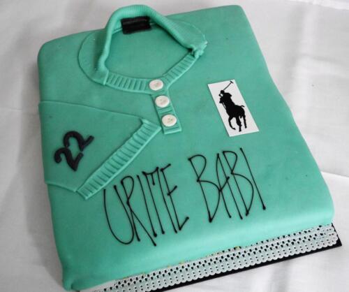 Hemd-Torte